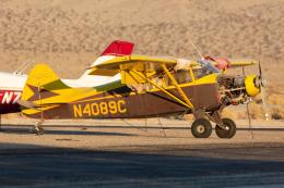 (新)ふぁんとむ改さんが、トロナ空港で撮影したアメリカ個人所有 M-4の航空フォト(飛行機 写真・画像)