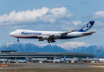 Cygnus00さんが、新千歳空港で撮影した日本貨物航空 747-8KZF/SCDの航空フォト(飛行機 写真・画像)