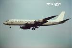 tassさんが、成田国際空港で撮影したACSオブ・カナダ・エア・チャーター・システムズ DC-8-55CF Jet Traderの航空フォト(飛行機 写真・画像)