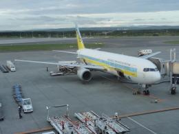 Rsaさんが、新千歳空港で撮影したAIR DO 767-33A/ERの航空フォト(飛行機 写真・画像)