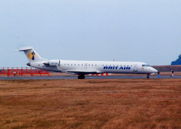 tsubameさんが、小倉空港で撮影したボンバルディア CL-600-2C10(CRJ-701)の航空フォト(飛行機 写真・画像)