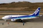 demodori6さんが、福島空港で撮影したANAウイングス 737-54Kの航空フォト(飛行機 写真・画像)