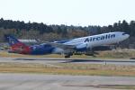 ANA744Foreverさんが、成田国際空港で撮影したエアカラン A330-941の航空フォト(飛行機 写真・画像)