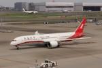 KAZFLYERさんが、羽田空港で撮影した上海航空 787-9の航空フォト(飛行機 写真・画像)
