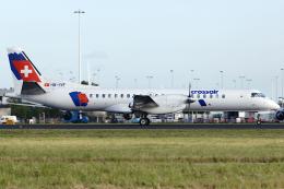 Hariboさんが、アムステルダム・スキポール国際空港で撮影したクロスエア 2000の航空フォト(飛行機 写真・画像)
