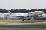 ANA744Foreverさんが、成田国際空港で撮影したエアロ・ロジック 777-F6Nの航空フォト(飛行機 写真・画像)