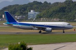 (新)ふぁんとむ改さんが、福岡空港で撮影した全日空 A320-211の航空フォト(飛行機 写真・画像)