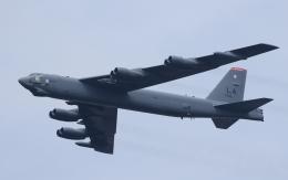 ☆ゆっきー☆さんが、シンガポール・チャンギ国際空港で撮影したアメリカ空軍 B-52の航空フォト(飛行機 写真・画像)