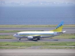 Cozy Gotoさんが、羽田空港で撮影したAIR DO 737-54Kの航空フォト(飛行機 写真・画像)