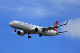 kenzy201さんが、リスボン・ウンベルト・デルガード空港で撮影したターキッシュ・エアラインズ A321-271NXの航空フォト(飛行機 写真・画像)