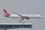 kuro2059さんが、香港国際空港で撮影したヴァージン・アトランティック航空 787-9の航空フォト(飛行機 写真・画像)