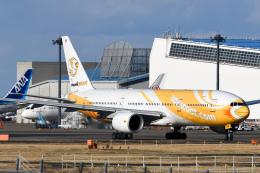panchiさんが、成田国際空港で撮影したノックスクート 777-212/ERの航空フォト(飛行機 写真・画像)