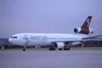kumagorouさんが、仙台空港で撮影したハーレクィンエア DC-10-30の航空フォト(飛行機 写真・画像)