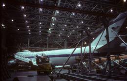 kekeさんが、ペインフィールド空港で撮影したアメリカ空軍 E-4B (747-200B)の航空フォト(飛行機 写真・画像)