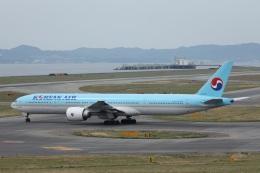 MIRAGE E.Rさんが、関西国際空港で撮影した大韓航空 777-3B5/ERの航空フォト(飛行機 写真・画像)
