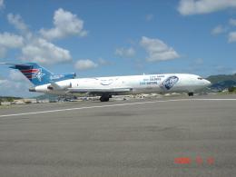 JA8037さんが、プリンセス・ジュリアナ国際空港で撮影したアメリジェット・インターナショナル 727-233/Adv(F)の航空フォト(飛行機 写真・画像)