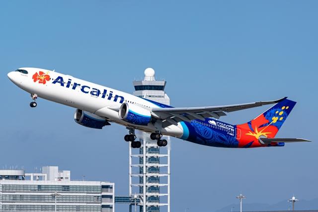 Ariesさんが、関西国際空港で撮影したエアカラン A330-941の航空フォト(飛行機 写真・画像)