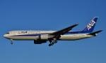 鉄バスさんが、成田国際空港で撮影した全日空 767-381/ERの航空フォト(飛行機 写真・画像)