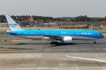Cozy Gotoさんが、成田国際空港で撮影したKLMオランダ航空 777-206/ERの航空フォト(飛行機 写真・画像)