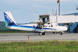 ゴンタさんが、稚内空港で撮影したエアー北海道 DHC-6-300 Twin Otterの航空フォト(飛行機 写真・画像)