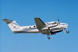 ゴンタさんが、松本空港で撮影したセイコーエプソン B200 Super King Airの航空フォト(飛行機 写真・画像)