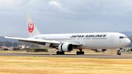 誘喜さんが、出雲空港で撮影した日本航空 767-346/ERの航空フォト(飛行機 写真・画像)