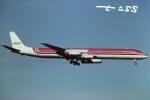 tassさんが、成田国際空港で撮影したエメリー・ワールドワイド DC-8-63AFの航空フォト(飛行機 写真・画像)