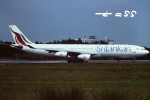 tassさんが、成田国際空港で撮影したスリランカ航空 A340-312の航空フォト(飛行機 写真・画像)