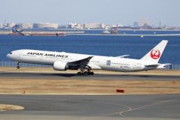 NANASE UNITED®さんが、羽田空港で撮影した日本航空 777-346/ERの航空フォト(飛行機 写真・画像)