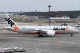 Hariboさんが、成田国際空港で撮影したジェットスター 787-8 Dreamlinerの航空フォト(飛行機 写真・画像)