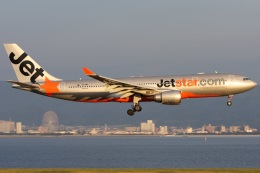 Hariboさんが、関西国際空港で撮影したジェットスター A330-202の航空フォト(飛行機 写真・画像)