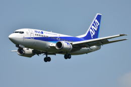 saoya_saodakeさんが、成田国際空港で撮影したANAウイングス 737-54Kの航空フォト(飛行機 写真・画像)