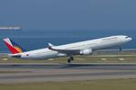 Scotchさんが、中部国際空港で撮影したフィリピン航空 A330-301の航空フォト(飛行機 写真・画像)