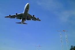 Zakiyamaさんが、熊本空港で撮影した全日空 747SR-81の航空フォト(飛行機 写真・画像)