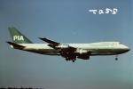 tassさんが、成田国際空港で撮影したパキスタン国際航空 747-240BMの航空フォト(飛行機 写真・画像)