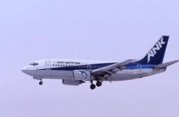 仙台空港 - Sendai Airport [SDJ/RJSS]で撮影されたエアーニッポン - Air Nippon [EL/ANK]の航空機写真