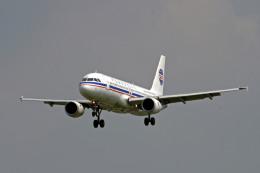 tsubameさんが、福岡空港で撮影した中国西北航空 A320-214の航空フォト(飛行機 写真・画像)