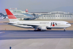 TRAVAIRさんが、名古屋飛行場で撮影した日本トランスオーシャン航空 767-246の航空フォト(飛行機 写真・画像)