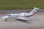 Scotchさんが、中部国際空港で撮影した静岡エアコミュータ 525A Citation CJ2+の航空フォト(写真)