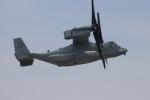 つっさんさんが、岩国空港で撮影したアメリカ海兵隊 MV-22Bの航空フォト(飛行機 写真・画像)