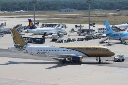 Rsaさんが、フランクフルト国際空港で撮影したガルフ・エア A320-214の航空フォト(飛行機 写真・画像)