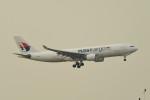 kuro2059さんが、香港国際空港で撮影したマレーシア航空 A330-223Fの航空フォト(飛行機 写真・画像)
