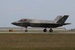 つっさんさんが、岩国空港で撮影したアメリカ海兵隊 F-35B Lightning IIの航空フォト(飛行機 写真・画像)