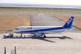 mamemashinさんが、佐賀空港で撮影した全日空 A320-211の航空フォト(飛行機 写真・画像)