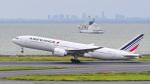 パンダさんが、羽田空港で撮影したエールフランス航空 777-228/ERの航空フォト(飛行機 写真・画像)