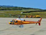 ナナオさんが、石見空港で撮影した東邦航空 AS350B Ecureuilの航空フォト(飛行機 写真・画像)