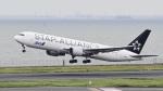 パンダさんが、羽田空港で撮影した全日空 767-381/ERの航空フォト(飛行機 写真・画像)