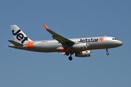 雪虫さんが、新千歳空港で撮影したジェットスター・ジャパン A320-232の航空フォト(飛行機 写真・画像)