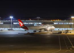 銀苺さんが、成田国際空港で撮影したカンタス航空 A330-303の航空フォト(飛行機 写真・画像)