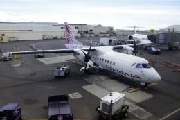 050813さんが、ダニエル・K・イノウエ国際空港で撮影したオハナ・バイ・ハワイアン ATR-42-500の航空フォト(飛行機 写真・画像)